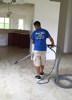 Carpet Cleaning in Central Florida