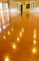 Wood refinishing in Central Florida