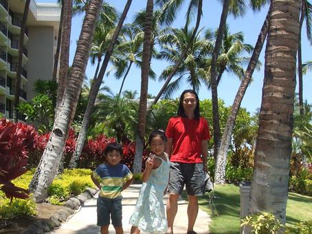 人生の分岐点になったハワイ島への家族旅行