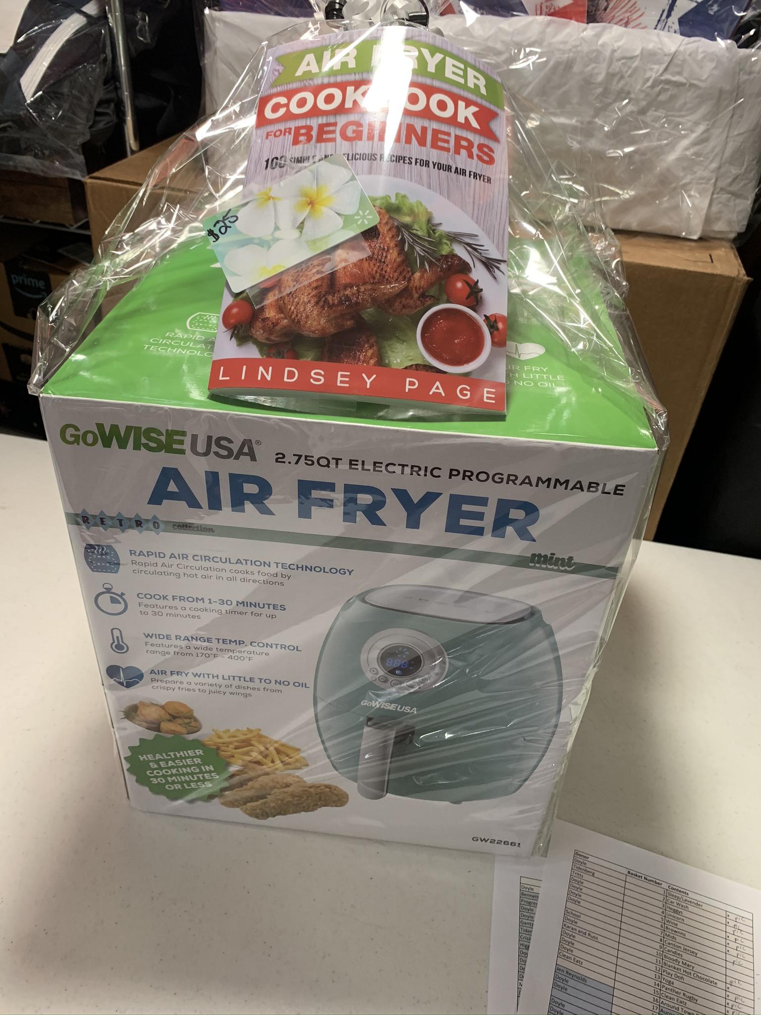 #40 - AIR FRYER