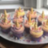 Custom Cupcakes Connecticut Unicorn edible fondant