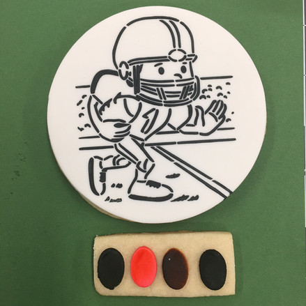 Football player, Pyo Cookies, connecticut