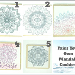 Mandala PYO cookie Collection, CT