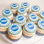 Salve Regina Gradation Cupcakes
