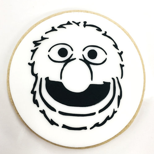 Grover Paint Your Own Cookie