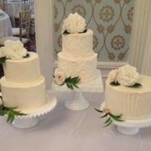 Turley Wedding Cakes
