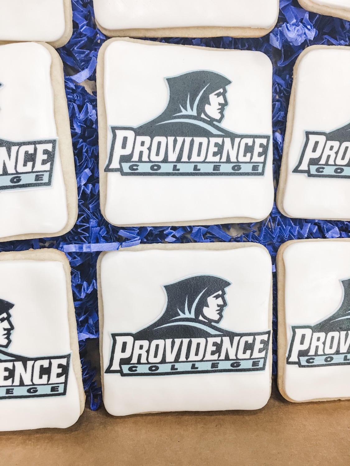 Providence Logo Cookie