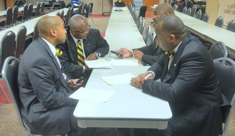 Voter Registration Planning