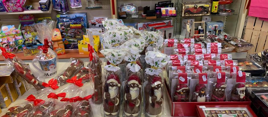 On vous prépare des surprises pour Noël !