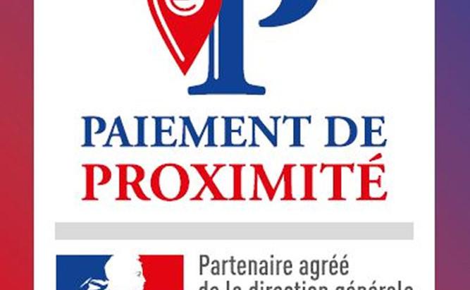 Paiement de proximité disponible Au petit Paris !