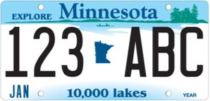 Are Whiskey Plates in Minnesota a Thing of the Past?