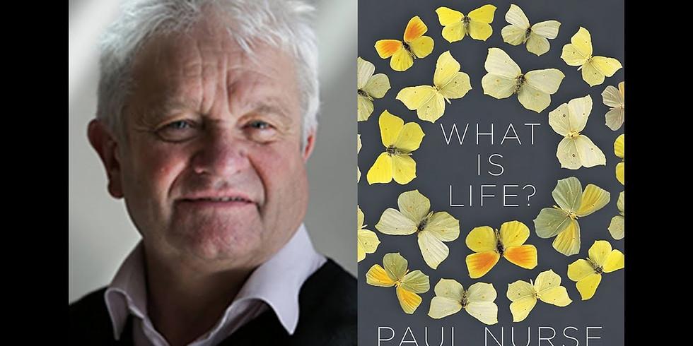 """What is Life"" by Paul Nurse (Happy Readers Book Club)"