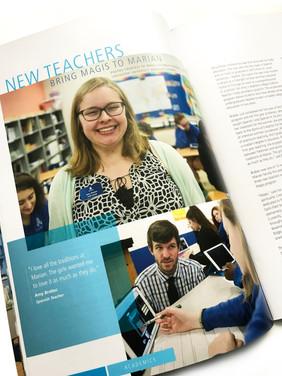 Marian Magazine