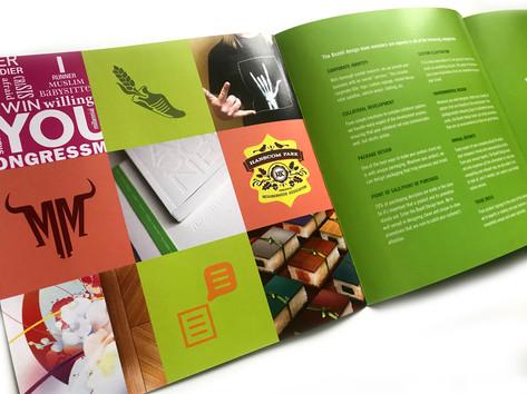 Brand Brochure: Design