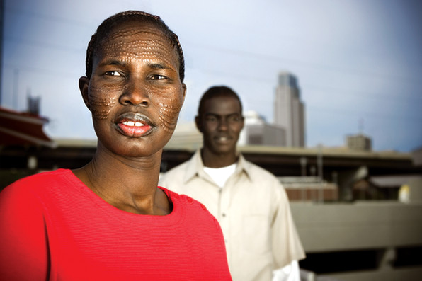 Sudanese Campaign Photography