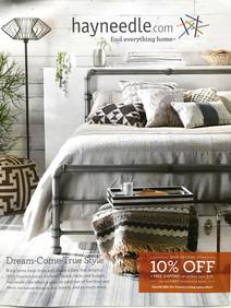 Bedroom Magazine Ad