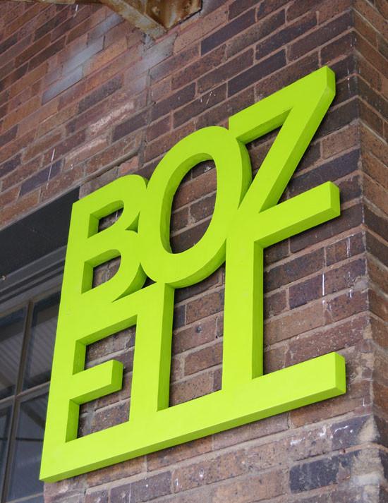 Bozell Rebrand