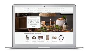 Hayneedle Website Redesign