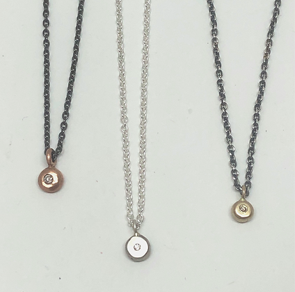 Little Point of Light Necklace