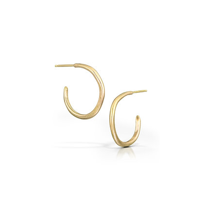 Wind Hoop Earrings