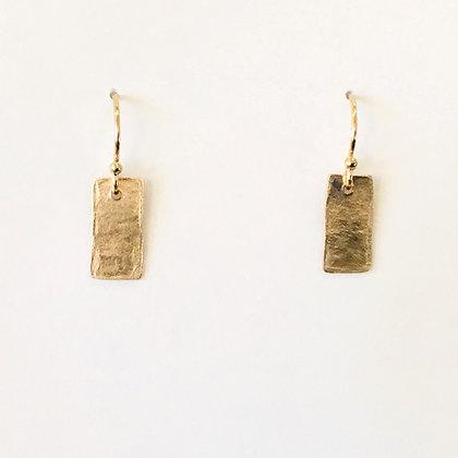 Zen Form Earrings