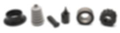 Gravlund Industrigummi A/S Gummipropper Gummiprofiler