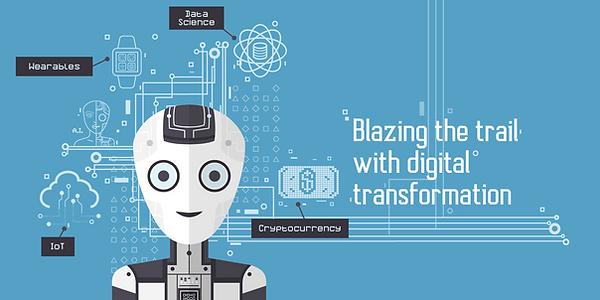leading with digital transformation bann