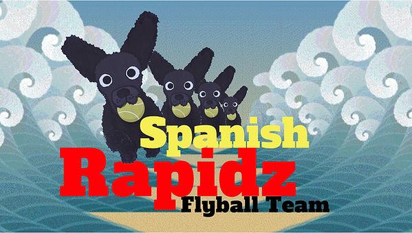 Spanish Rapidz Flyball Team Logo.jpg