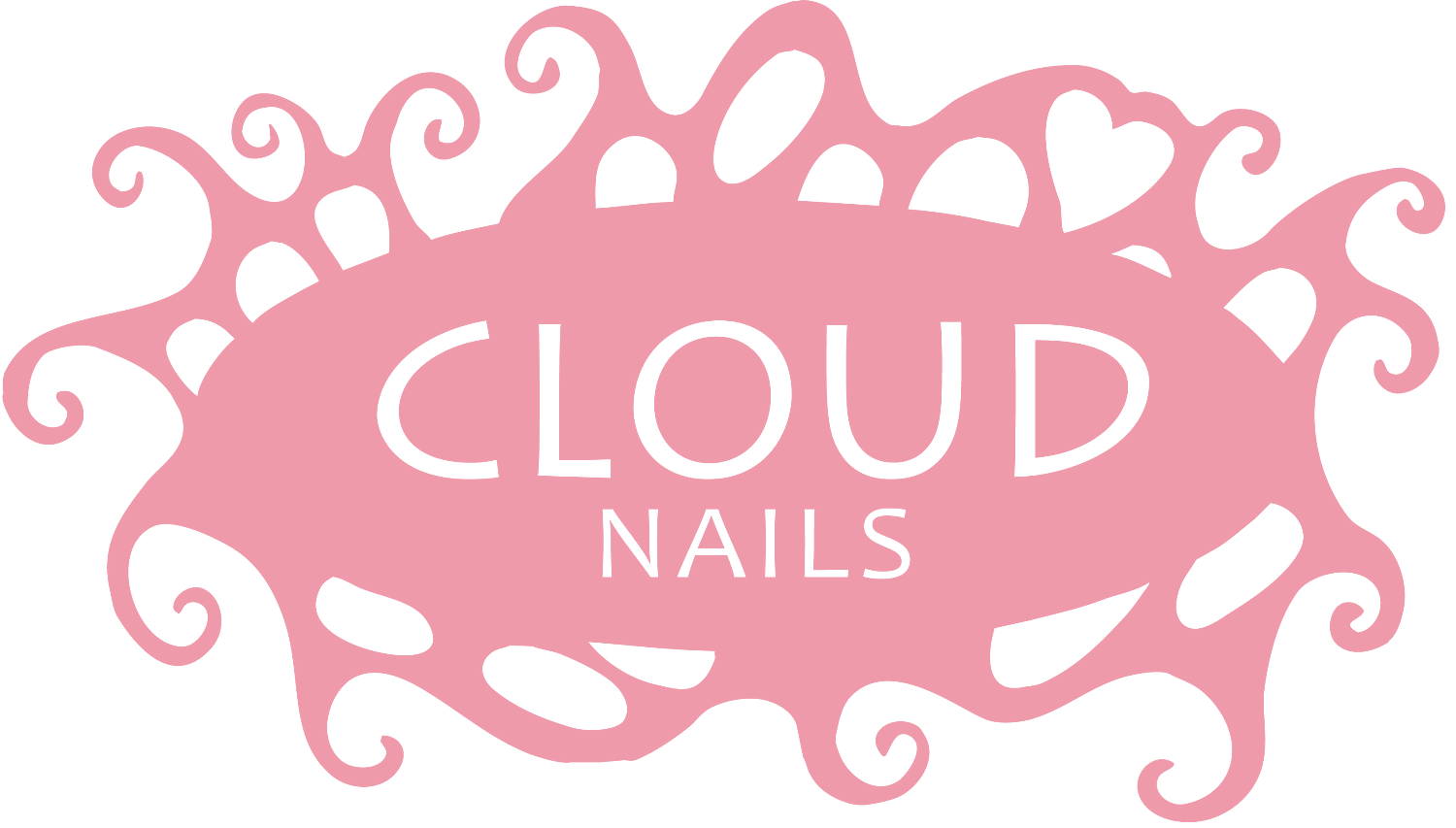 Cloud Nails - Logo