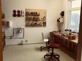 Nye lokaler på Tangerås og full produksjon av sargar