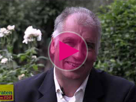 Dr. Nils Brodowski – Ihr FDP-Spitzenkandidat für die Bezirksvertretung Laurensberg