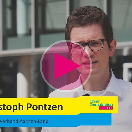 FDP der StädteRegion Aachen: Enge Zusammenarbeit über kommunale Grenzen hinweg!