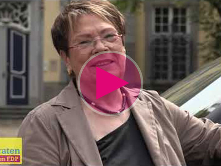 Gretel Opitz – Ihre FDP-Spitzenkandidatin für die Bezirksvertretung Kornelimünster/Walheim
