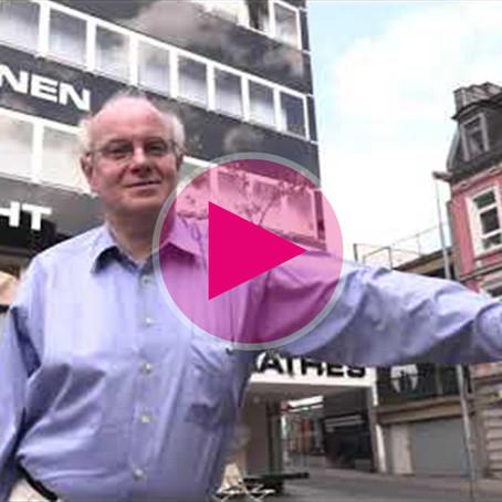 Wilhelm Helg – Ihr FDP-Spitzenkandidat für das Amt des Oberbürgermeisters der Stadt Aachen