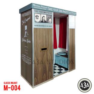 M-004 Digital-Retro Photobooth