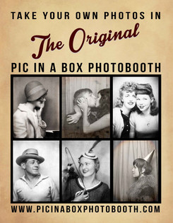 Pic In A Box Photobooth
