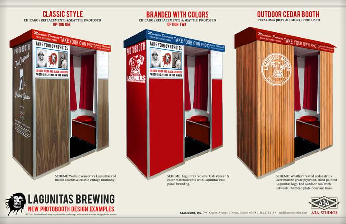 Laguntias Brewing Co. - Chicago, IL & Petaluma, CA