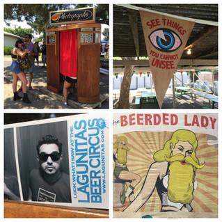 Pop-Up At Lagunitas Beer Circus