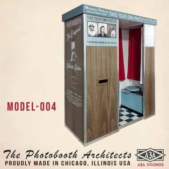 Model-004 Photobooth