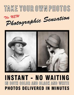 The New Photographic Sensation