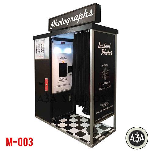 Model-003 Digital-Retro Photobooth