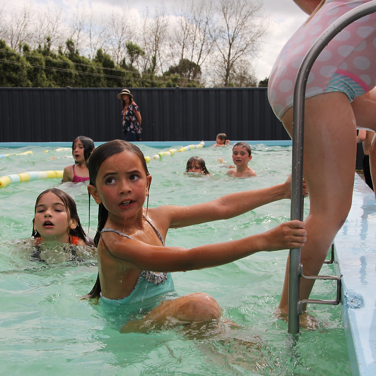 Waitetuna School Swimming Sports