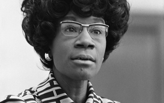 The Bold and Unbossed Shirley Chisholm