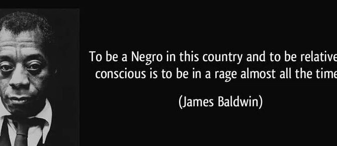 A Favorite Quote of All Times - James Baldwin
