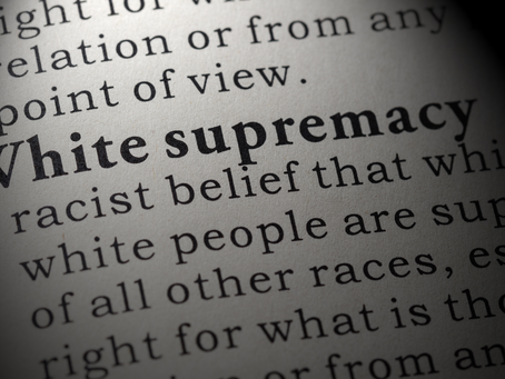 Definitions for White Supremacy, Anti-Blackness and Racial Equity (Cultural, Institutional and Inter