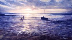 Sunrise, Roebuck Bay