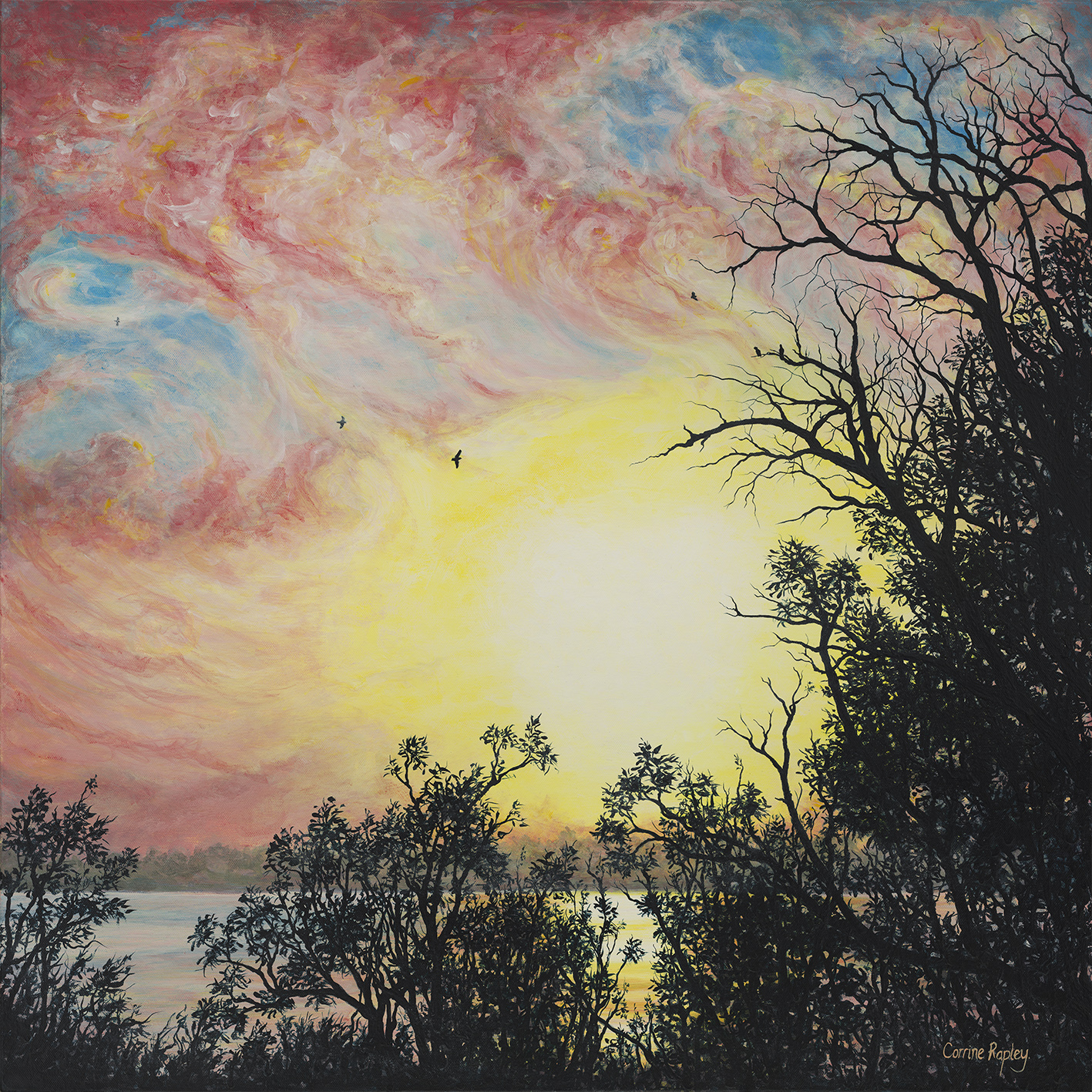 SOLD - Sunrise