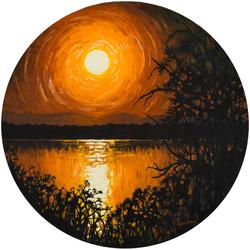 SOLD - Estuary Moon
