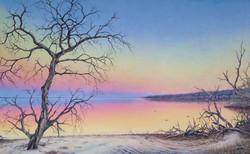 SOLD - Estuary Glow