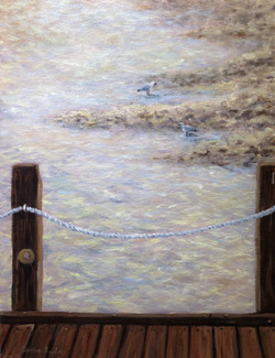 SOLD - Sparkling Waters